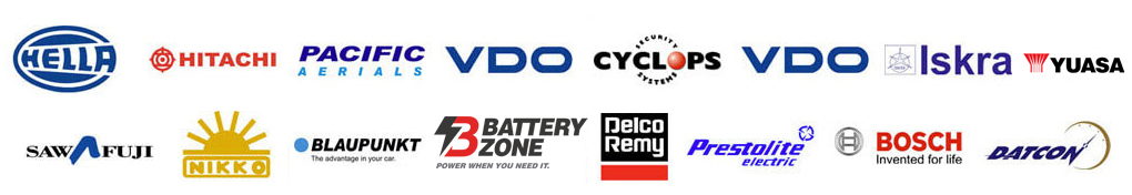 brands and logos used by DC Trial